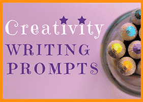 Try these today! In these new writing prompts, kids have the chance to reflect on what it means to be inspired and how it feels to work on something creative.
