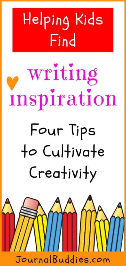 Writing Inspiration Prompts for Students