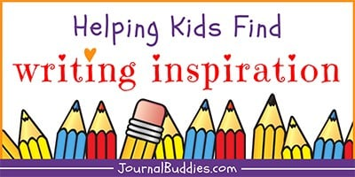 Writing Inspiration Tips and Prompts for Kids