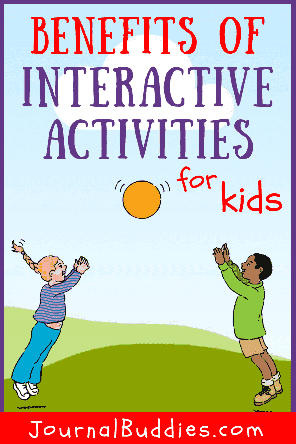 Spice up your classroom or home learning environment by working to make learning more interactive!