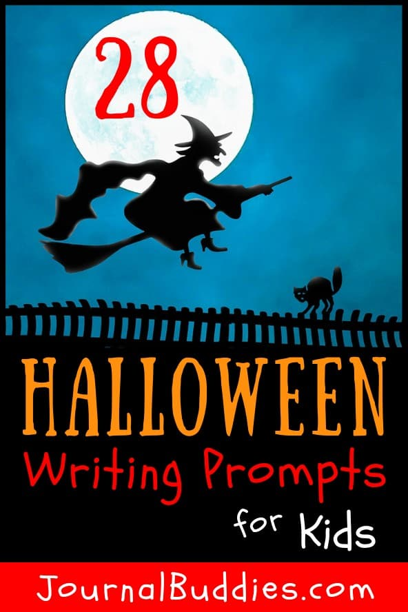 Pumpkins, candy corn, zombies and mummies give these prompts that Halloween scare...errrrr....we mean Halloween flare. Share these Halloween-themed writing prompts for kids with your students today!