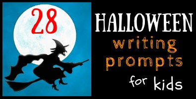 28 Halloween Writing Prompts