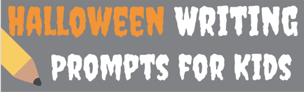 28 Halloween Writing Prompts