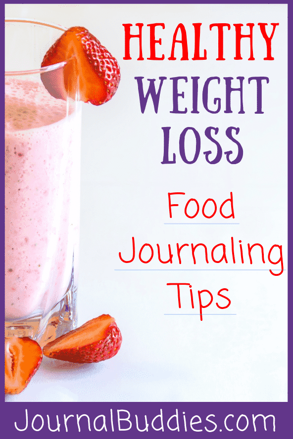 Journaling to Aid Healthy Weight Loss