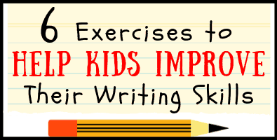 Improve Writing Skills Exercises