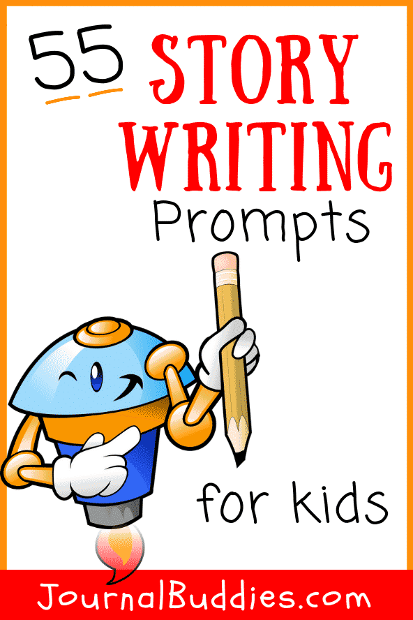 Story writing is an important part of every child's learning and development, and these prompts help kids get inspired!