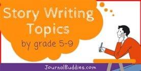 Story Writing Topics