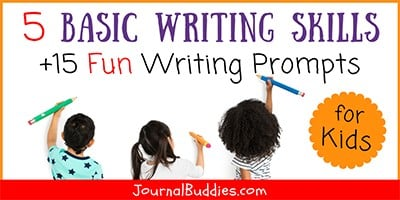 Kids Basic Writing Skills