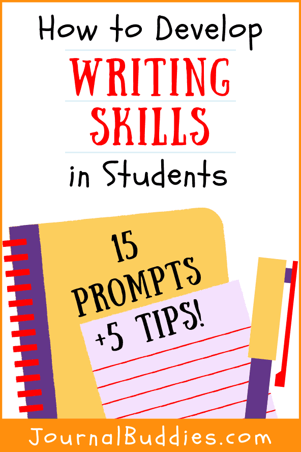 Tips to Help Develop Writing Skills in Students