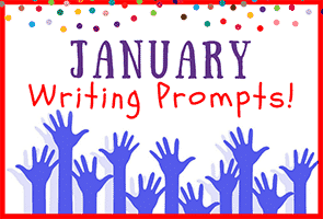 January Creative Writing Prompts