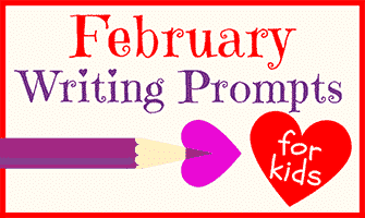 30 February Writing Prompts for Kids