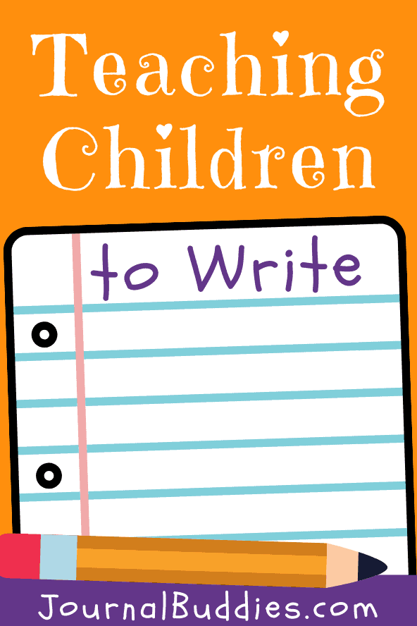 Prompts and Tips for Teaching Children to Write