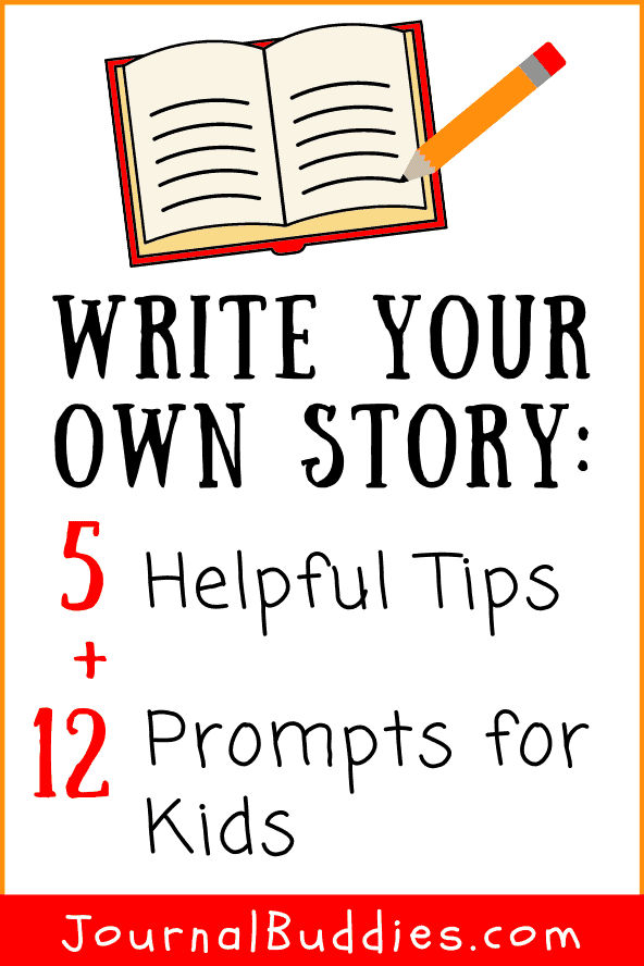 Story Writing Tips and Prompts for Kids