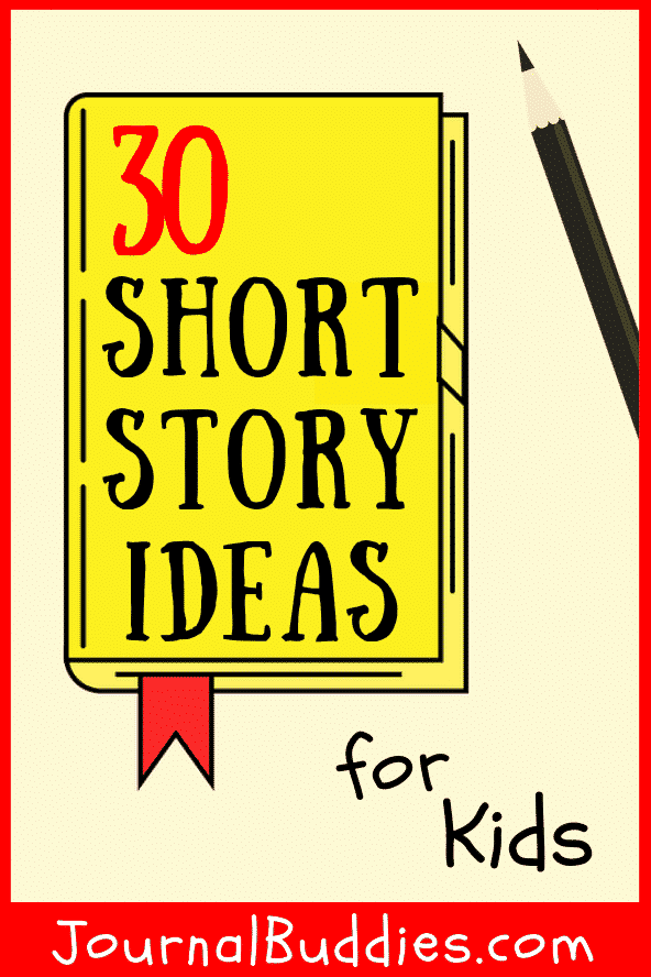 Students can use these writing prompts to write 30 individual short stories—or they can combine several prompts together to create a longer piece.