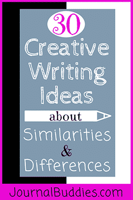 In these new journal prompts for the month of May, students will get creative as they think about the similarities and differences between various experiences.