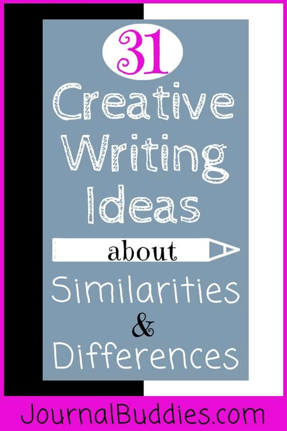 Compare and Contrast Writing Prompts for Students