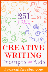 There's truly a question for every student and every situation in these new creative writing prompts for kids. Check them out today!