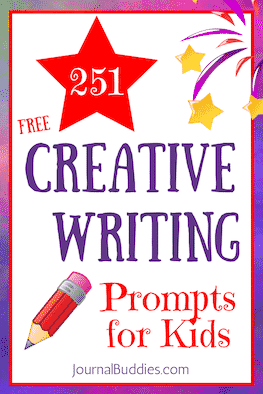 251 Creative Writing Prompts for Kids