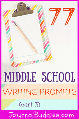 how to write a good writing prompt