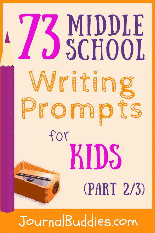 Journal writing can help students clarify their thoughts and feelings, know themselves better, reduce stress, solve problems more effectively, and resolve disagreements with others. Your middle school students are going to love these journal writing prompts.
