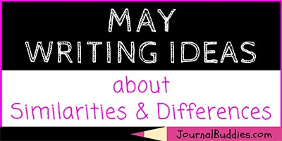Contrasting Writing Ideas for Kids