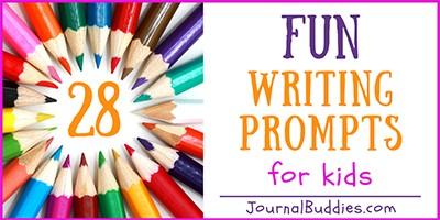 28 Fun Writing Prompts