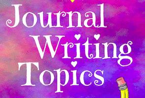 Journal Writing Topics for Kids