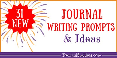 Journal Writing Prompts and Ideas for Kids