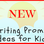 July Writing Prompts for Kids