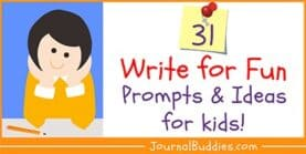 Write for Fun Prompts & Ideas