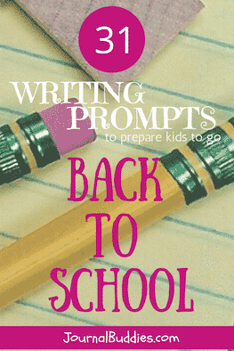 With a new school year beginning soon, these special prompts are the perfect way to help students think about the places they've been—and more importantly, the places they're going.
