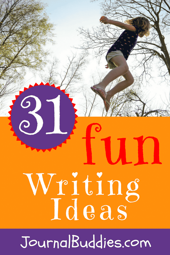 Help your kids enjoy the benefits of journaling with these new fun writing ideas and prompts.