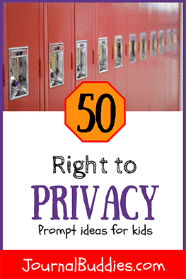 Use these journal prompts to help students understand the controversy regarding PRISM and the NSA—and to get them thinking about their rights and expectations of privacy.