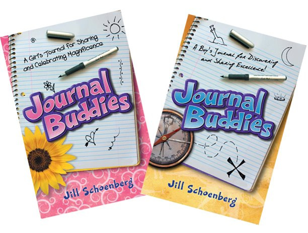 Buy Journal Buddies Books