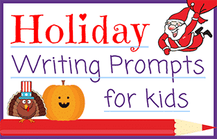 Holiday Journal: 41 Writing Prompt Ideas