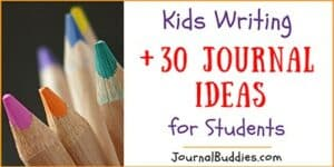 Journal Writing for Students