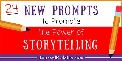 Kids Storytelling Writing Ideas