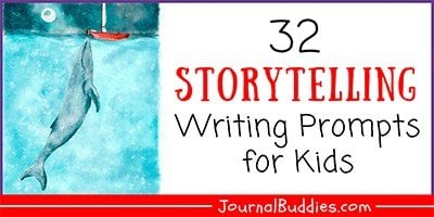 Storytelling Writing Ideas for Students