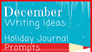 December Writing Ideas