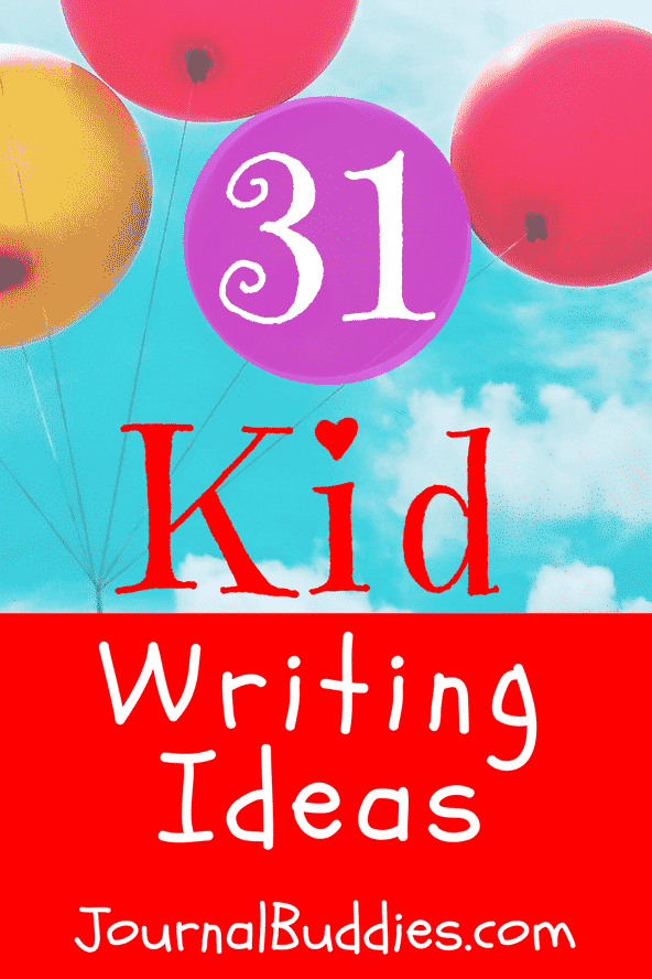 The key to keeping kids interested in writing is to keep their writing interesting, fun, and challenging yet creative.