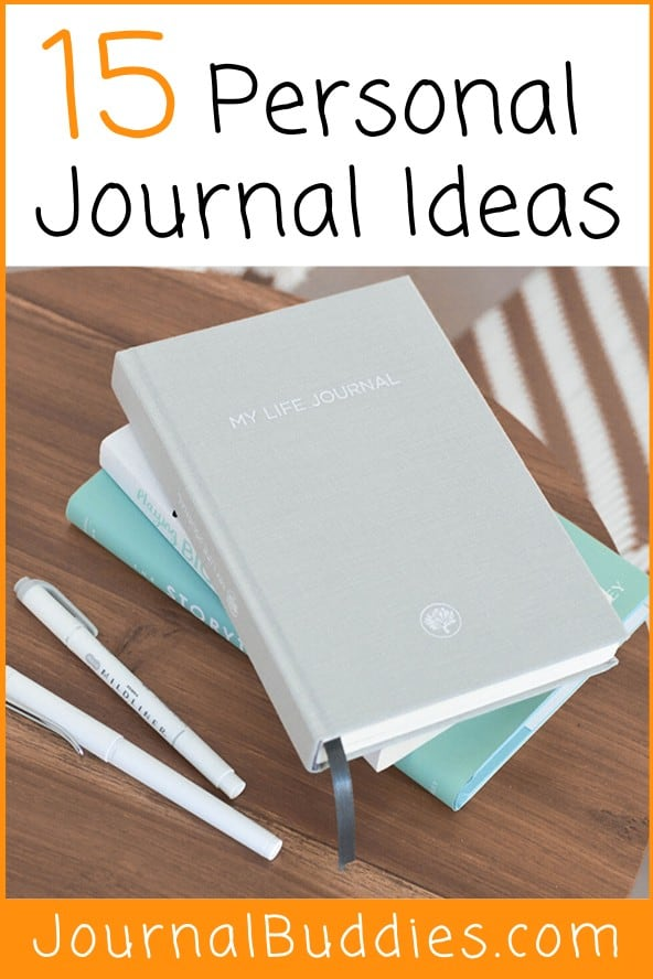 Personal Journal Writing Ideas