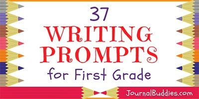 Writing Ideas for First Grade Students
