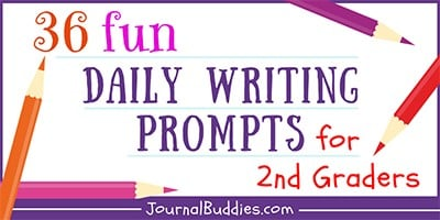 Daily Journal Ideas for Grade 2