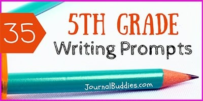 Writing Ideas for 5th Grade Students