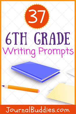 Use these 6th grade writing prompts to help your students form opinions, explore their ideas on paper, and express their thoughts with confidence.