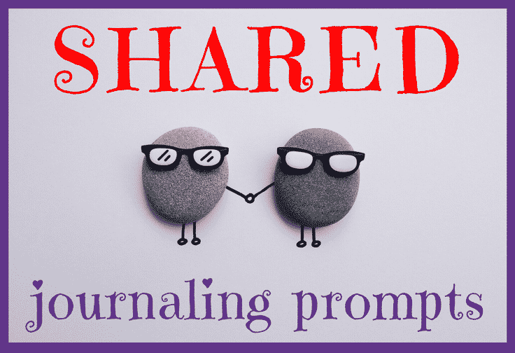 Use these shared journal prompts to get your students sharing their ideas with one another and to help them feel more comfortable with the idea of expressing their opinions openly.