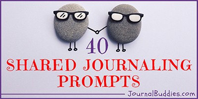Shared Journaling Prompts for Kids