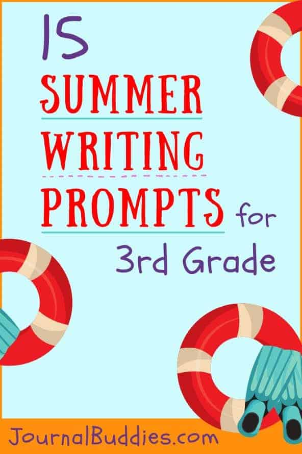 Summer Writing for Grade 3 Kids