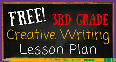 3rd Grade Creative Writing Lesson Plan