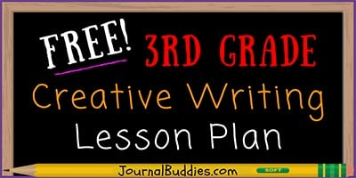 Creative Writing Lesson Plan for Grade 3
